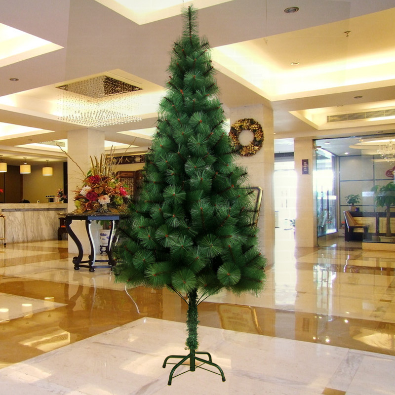 1.8 m encryption christmas tree pine needles pine needle christmas tree decorated christmas tree decorations christmas