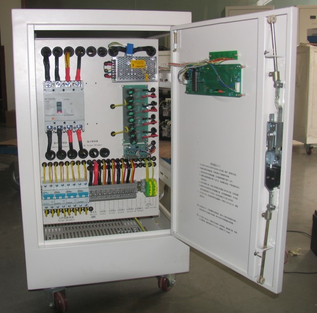 Solar power solar power system dedicated controller 220 v 120a ã voltage and current power display