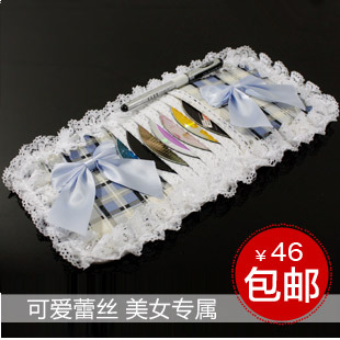 Automotive interior visor cd folder chartered car cd cd clip clip multifunction car cd visor cd folder cd package clip lace Cover plate
