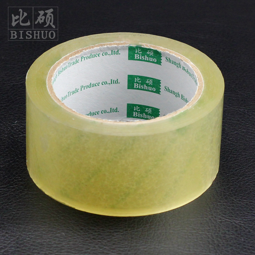 Than large transparent tape sealing tape taobao tape sealing tape packing tape packing tape 8cm cm thick 1.1 Cm