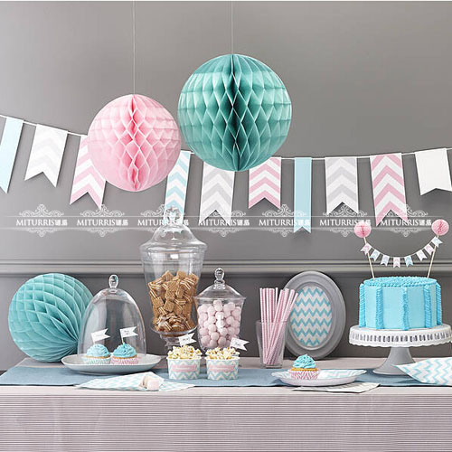 10cm honeycomb paper lantern garland birthday party arranged marriage room wedding knot pendant wedding supplies outdoor decoration