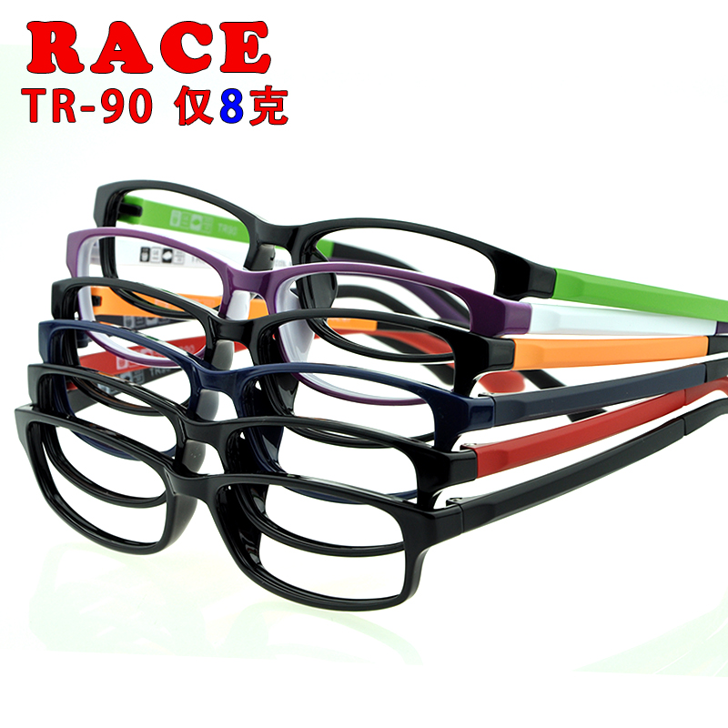 Korea upscale small children's little face tr90 lightweight frame glasses frame myopia frame glasses frame glasses professional