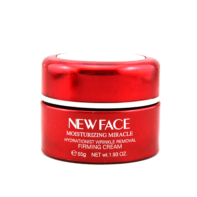 The new face of the water odd trace wrinkle firming moisturizing cream 55g wrinkle moisturizing skin cream genuine