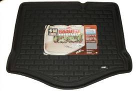 Foca 3d retaining trunk mat ford focus winning mondeo dedicated trunk mat retaining tail pad