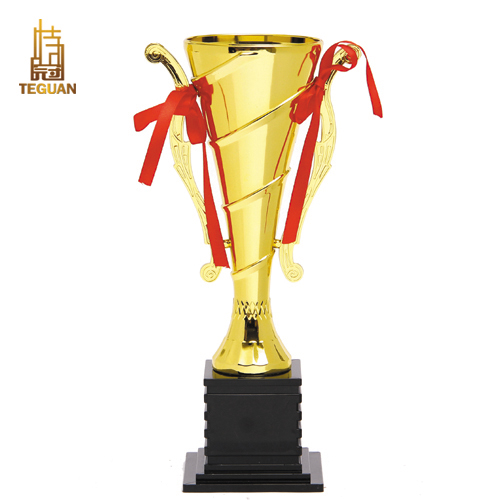 Special crown trophy! golden trophy plastic trophy personalized custom promotional trophy free to do word without cover 8018
