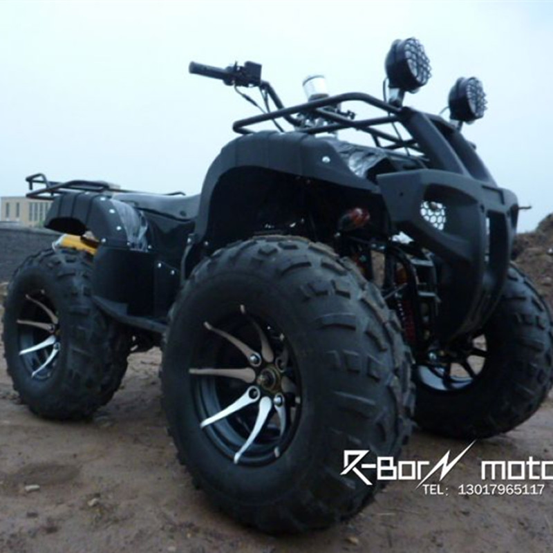 Infinity 12 inch dual disc brakes front and rear lights 150cc big bull atv/atv sport utility vehicle