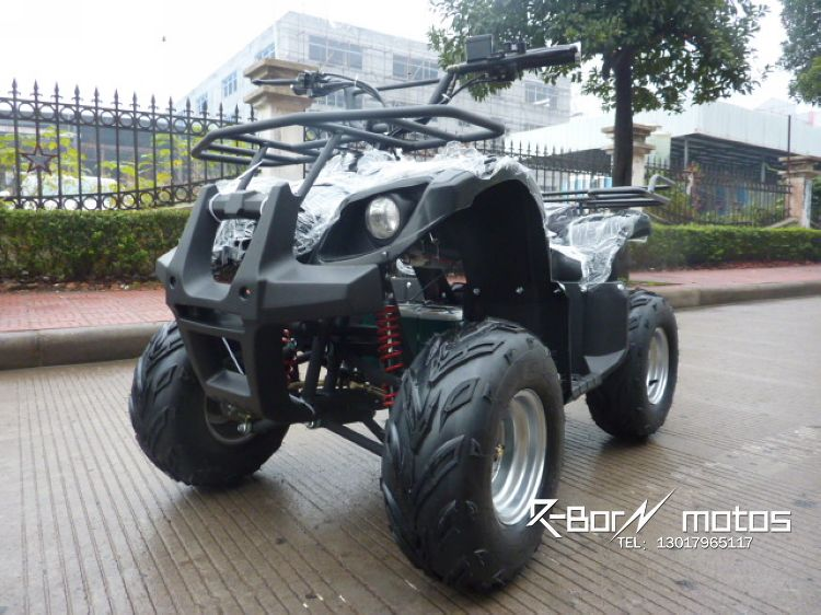 Naite 36v500w with reverse 7 inch front drum brakes young bulls electric atv/four electric vehicles
