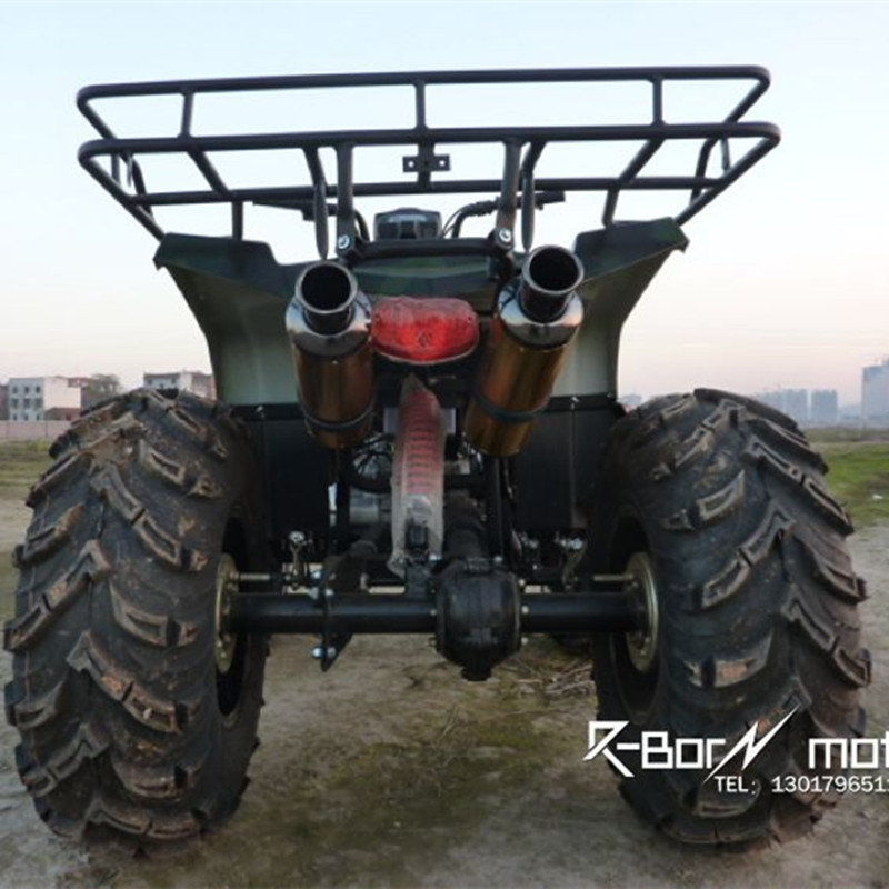 Detonated paragraph 2014 new warrior cvt 150cc atv differential shaft drive four wheel motorcycle