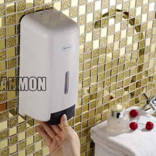 Anmon single head manual soap dispenser soap dispenser bottle of hand sanitizer machine soap dispenser soap box hotel 1000 ml