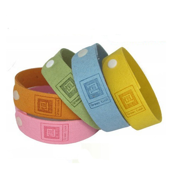Hang this article 5 installed mosquito repellent bracelet bracelet mosquito adult baby infant child mosquito repellent stickers mosquito ring