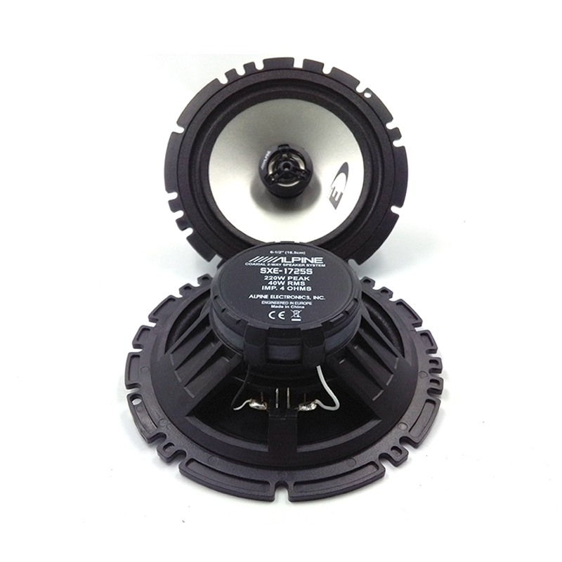14 models alpine SXE-1725S 6.5 inch coaxial speakers car audio speakers loudspeakers