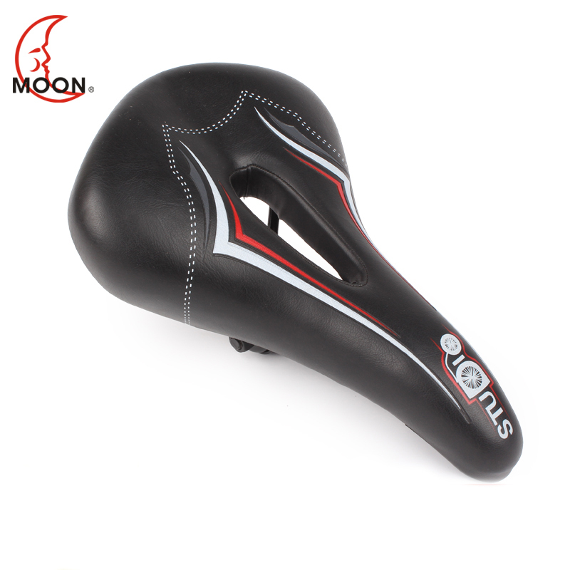 Moon riding a bicycle seat cushion outdoor sports equipment accessories mountain bike riding accessories