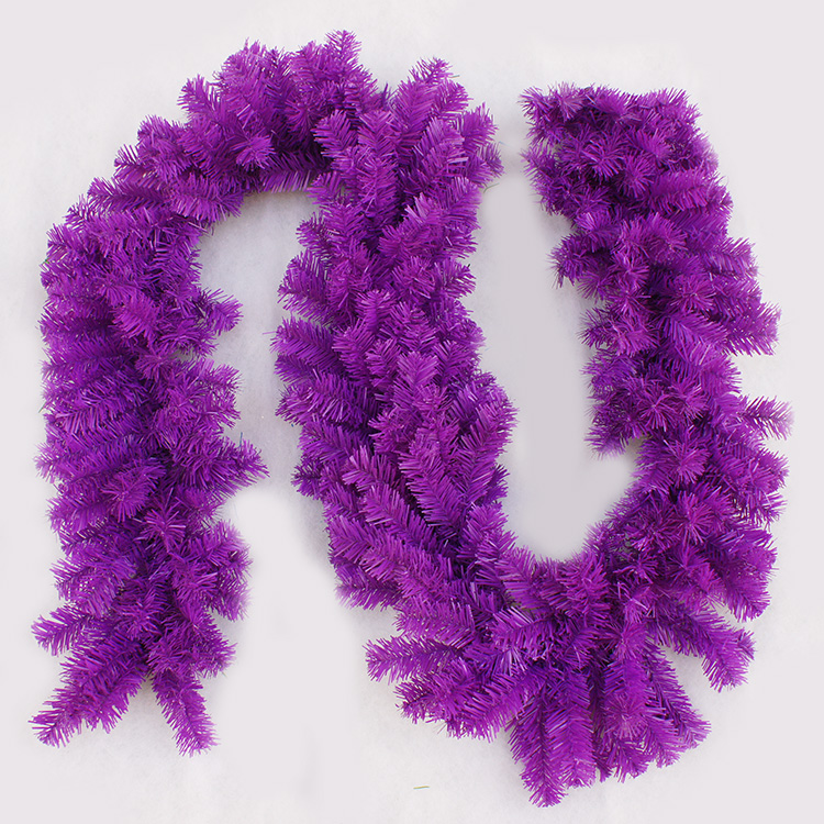 If ting soft blue christmas decorations christmas rattan cane vines decorate the hotel mall scene purple christmas wreath