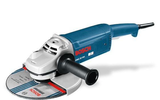 The new bosch bosch power tools angle grinder gws20-180 bosch bosch genuine