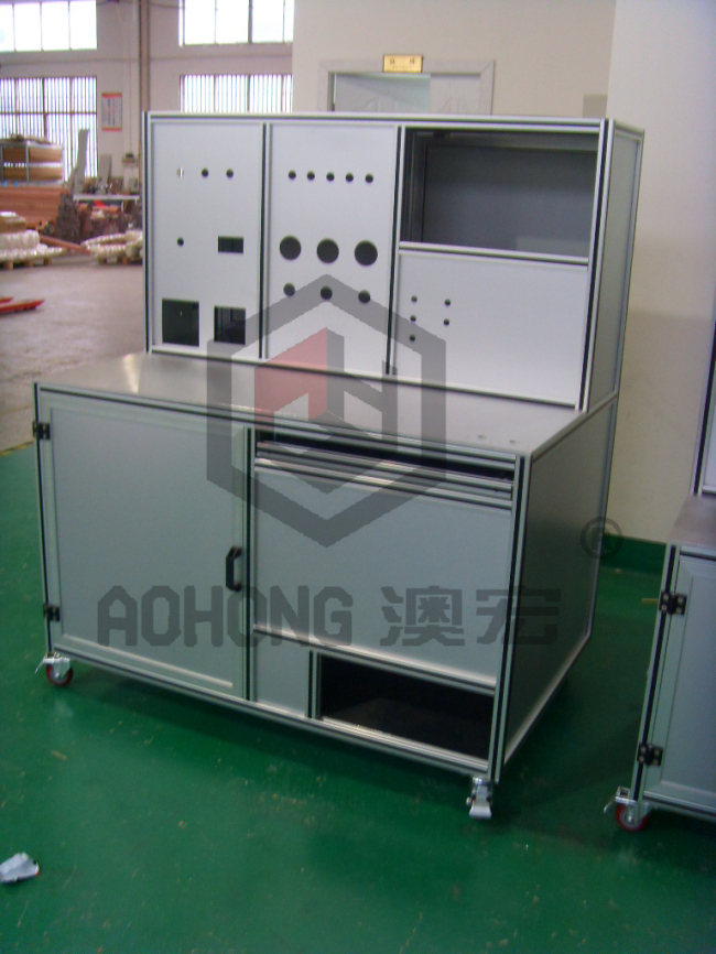 Mobile electronic test bench test bench bench bench mold installation work desk