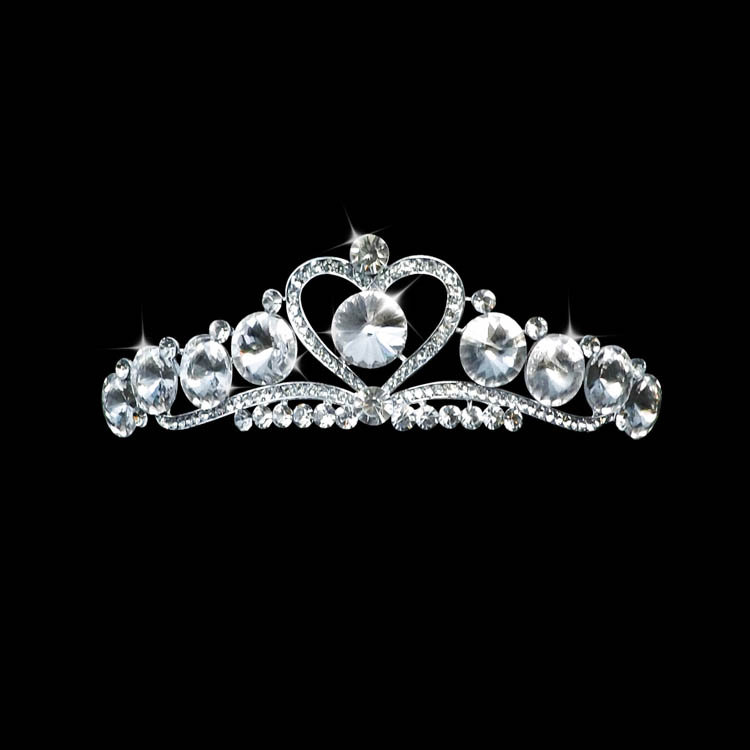 The feelings of chinese yarn bridal crown bridal accessories wedding supplies fashion shiny hg001