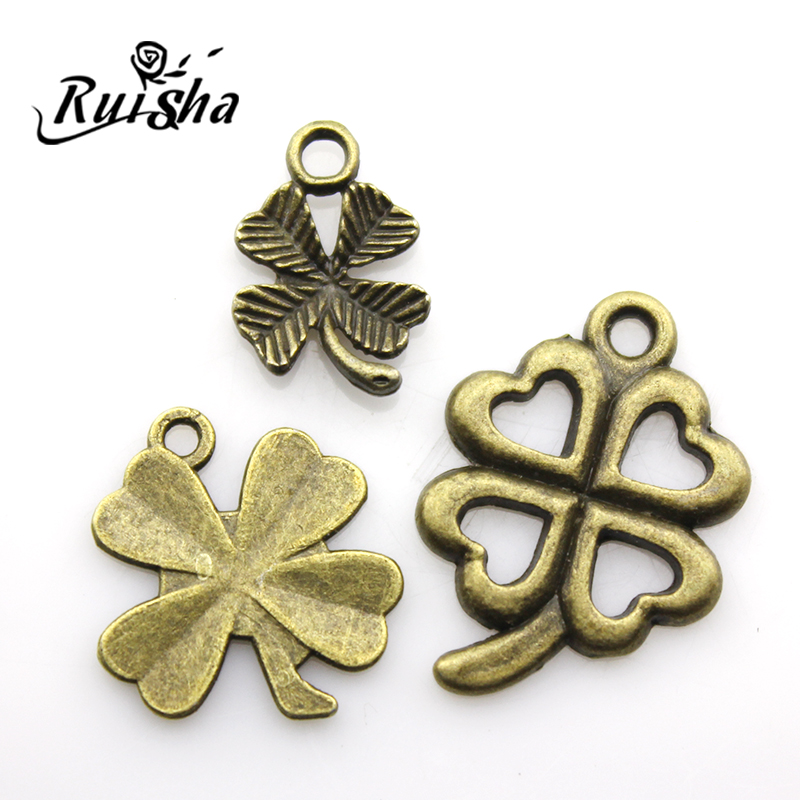 Iressa diy vintage jewelry diy diy materials accessories handmade beaded accessories clover clover