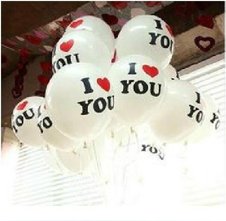 12 love marry 10-inch balloons printed balloons birthday party balloons balloon pictures marry ball air ball fashion