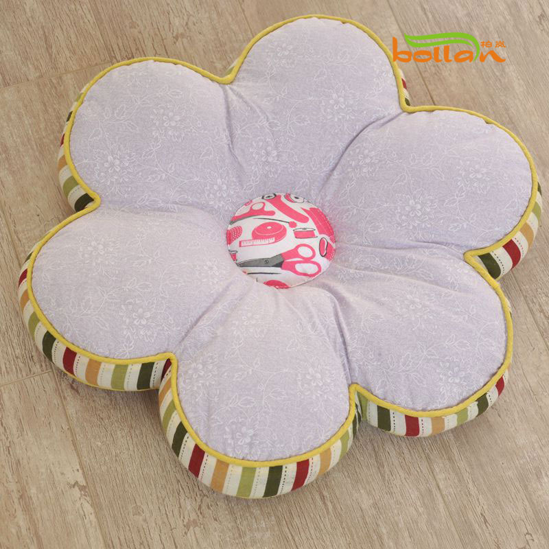 Bo lan contadino versatile fabric plum cushion cotton cushion pillow cushion lumbar pillow lumbar cushion office