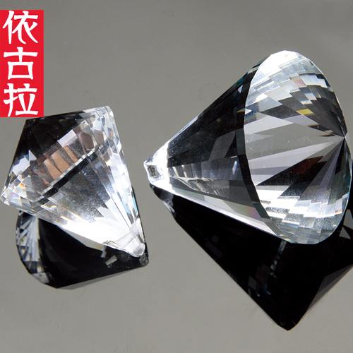 According to gula cone ball diamond pendant crystal bead curtain curtain off the new crystal bead curtain finished cone