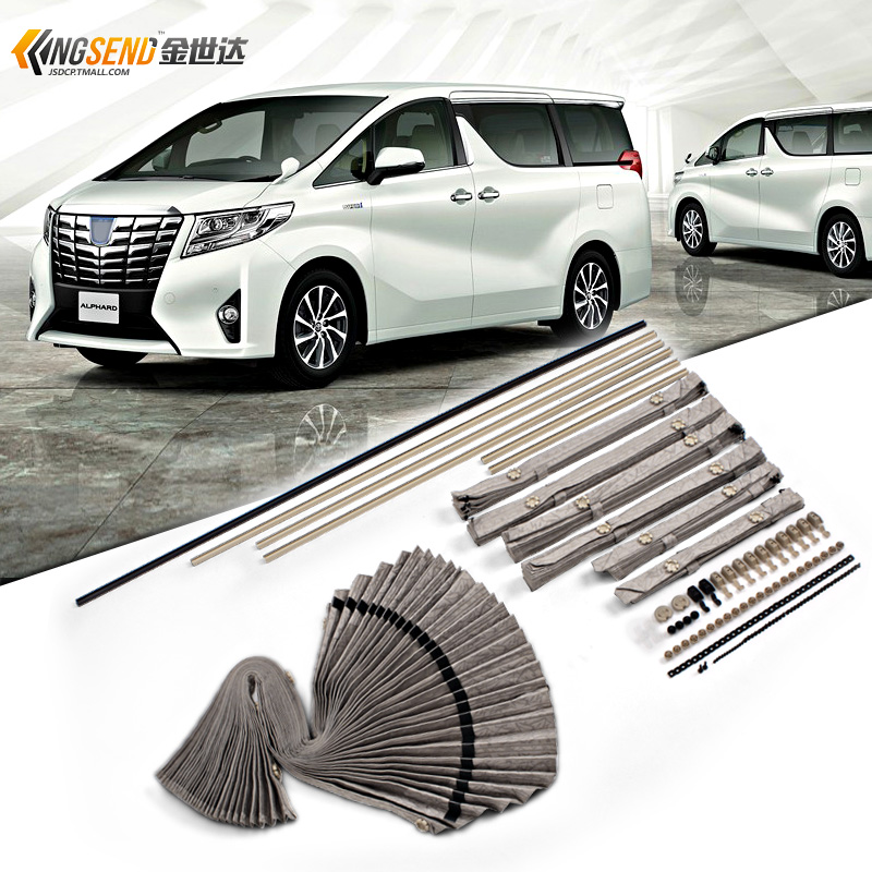 15 toyota alpha alphard alpha dedicated car curtains blinds curtains