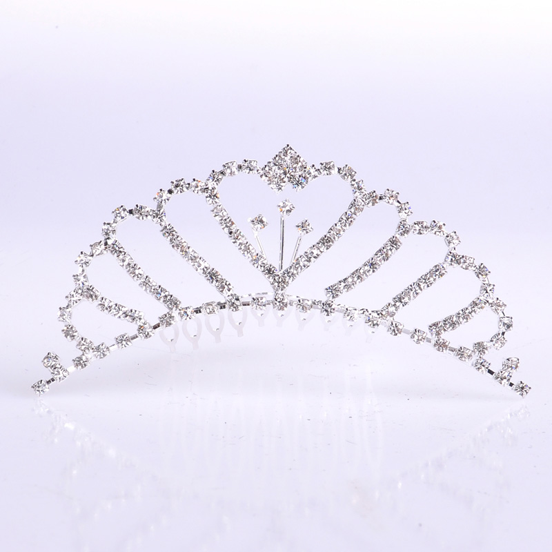 Bridal tiara crown bridal accessories bridal jewelry wedding tiara crown
