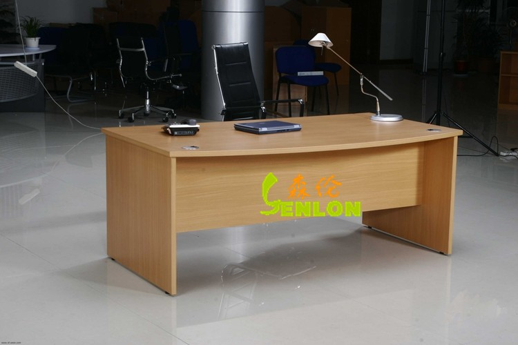 Senlon office furniture office staff tables computer desk stylish simplicity single bit bsbgz-01