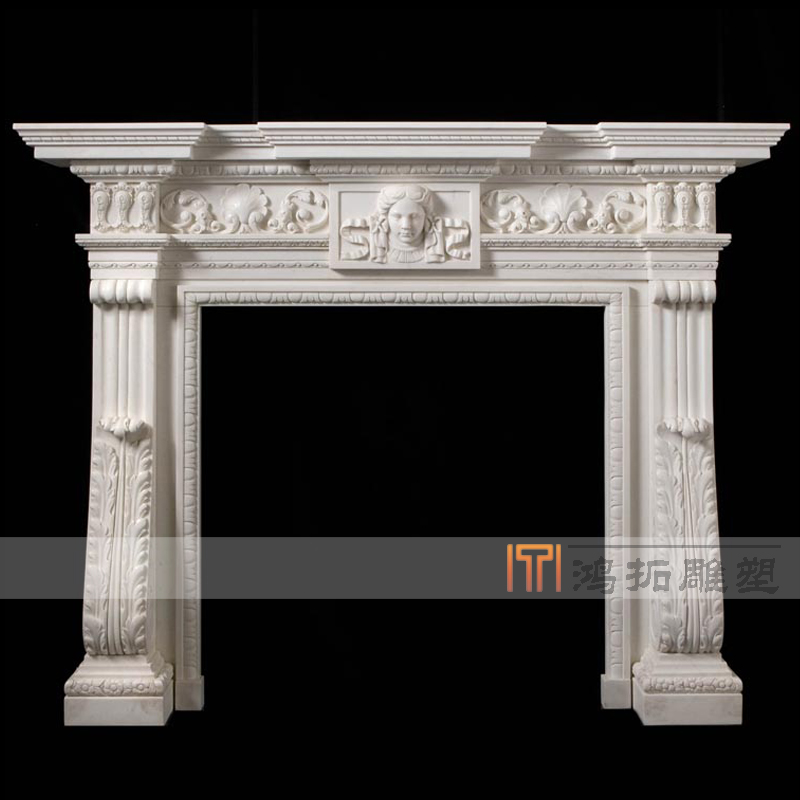 [鸿拓statue sculpture] electric fireplace fireplace heater fireplace fireplace wood burning fireplace fireplace core HL519