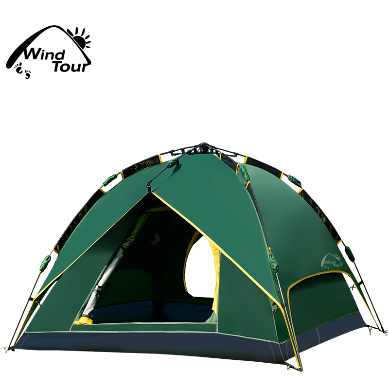 Get Quotations · Wei dirui automatic outdoor c&ing tent double tent c&ing waterproof windproof rain dew  sc 1 st  Alibaba.com & China Tent Automatic New China Tent Automatic New Shopping Guide ...