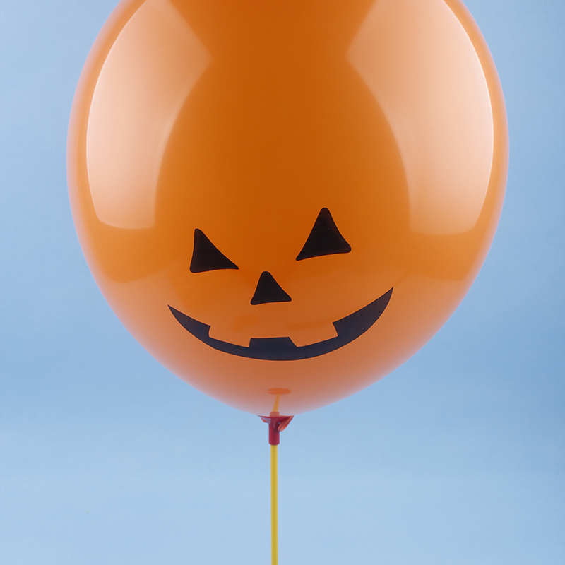 12 inch printing balloon balloon balloon halloween pumpkin head funny balloons latex balloons party balloon activities