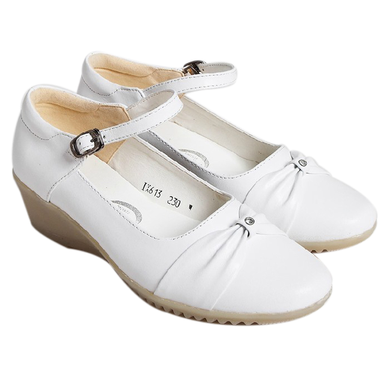 Agere good autumn special care nurse casual flat shoes to help low wedge heel shoes mom shoes women shoes