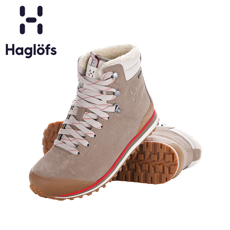 [16] the new haglofs matchstick female models outdoor warm waterproof casual shoes 49 7150
