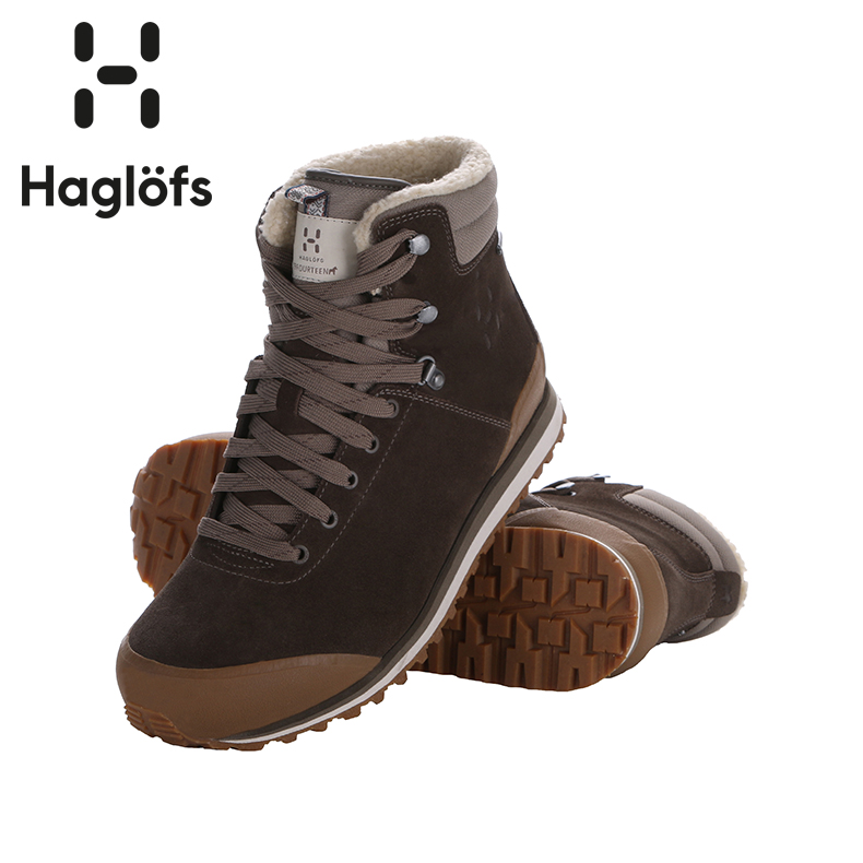 [16] the new haglofs matchstick men's outdoor warm waterproof casual shoes 49 7140