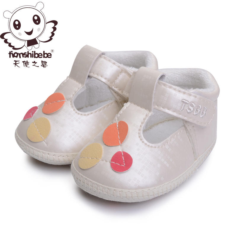Angel infant baby shoes before step shoes spring models baby shoes soft bottom infant shoes baby shoes for men and women shoes