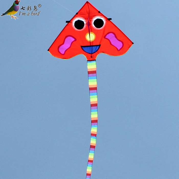 Weifang kite-kite wahaha gliltor classic smiley kite kite kite flying good visible very stable