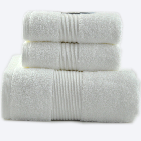 Vosges jie yu cotton increased thickening of cotton towels three 1 bath towel bath towel + 2 towels wine shop adult men and women