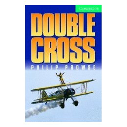 [Booking] double cross [with cd]