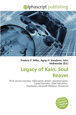 [Booking] legacy of kain: soul reaver