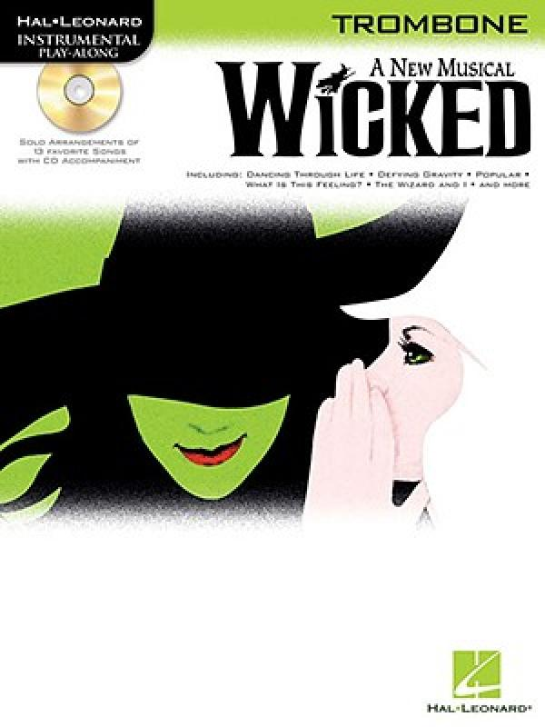 [Booking] a new musical: wicked [with cd]