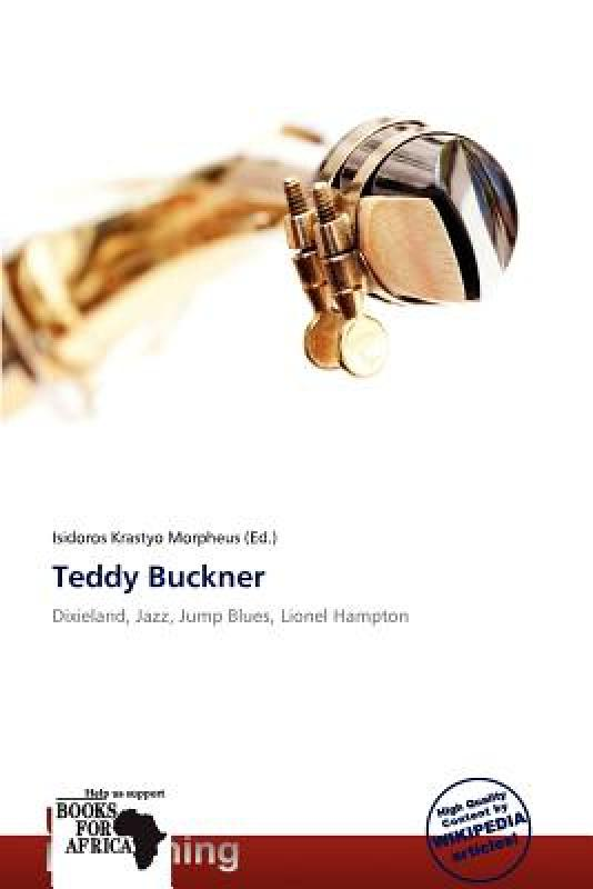 [Booking] teddy buckner