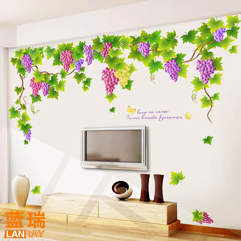 china wall stickers vines, china wall stickers vines shopping guide