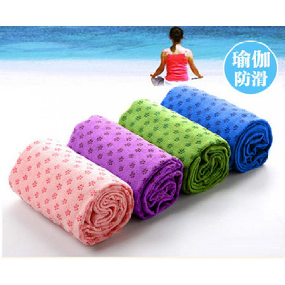 The new fitness dance practice yoga shop towels slip yoga yoga mat blanket even more sports supplies to send the bag