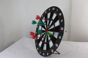 18 inch nonrigid new suit dartboard dartboard safety dartboard dart donated 6 shipping