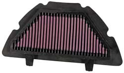 Us imports of kn high flow air filter yamaha yzf r107-08 years kn air grid