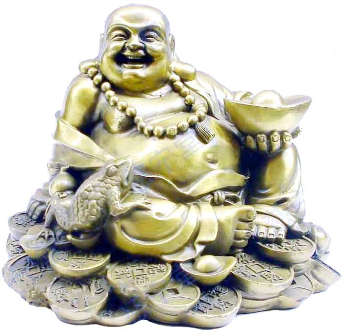 Copper toad care ingot laughing buddha laughing buddha maitreya buddha ornaments lucky hannaford [book]