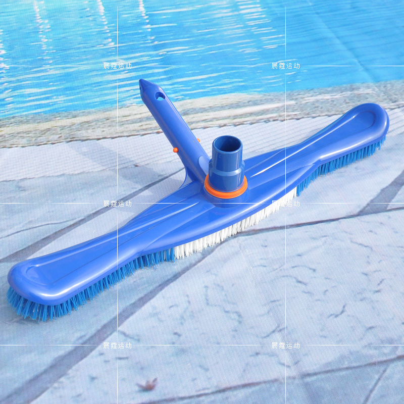 18 with a brush sewage suction head swimming pool suction sewage suction pool sewage suction machine pool brush for cleaning brush Manufacturers authentic promotions