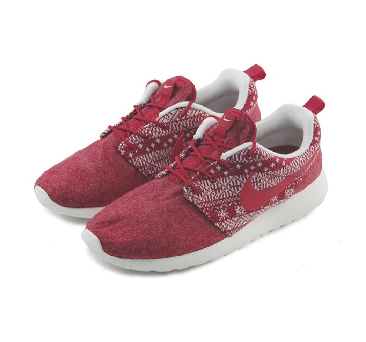 d57e988c387a5 Get Quotations · (F) nike wmns roshe one winter casual shoes  red china taiwan s official