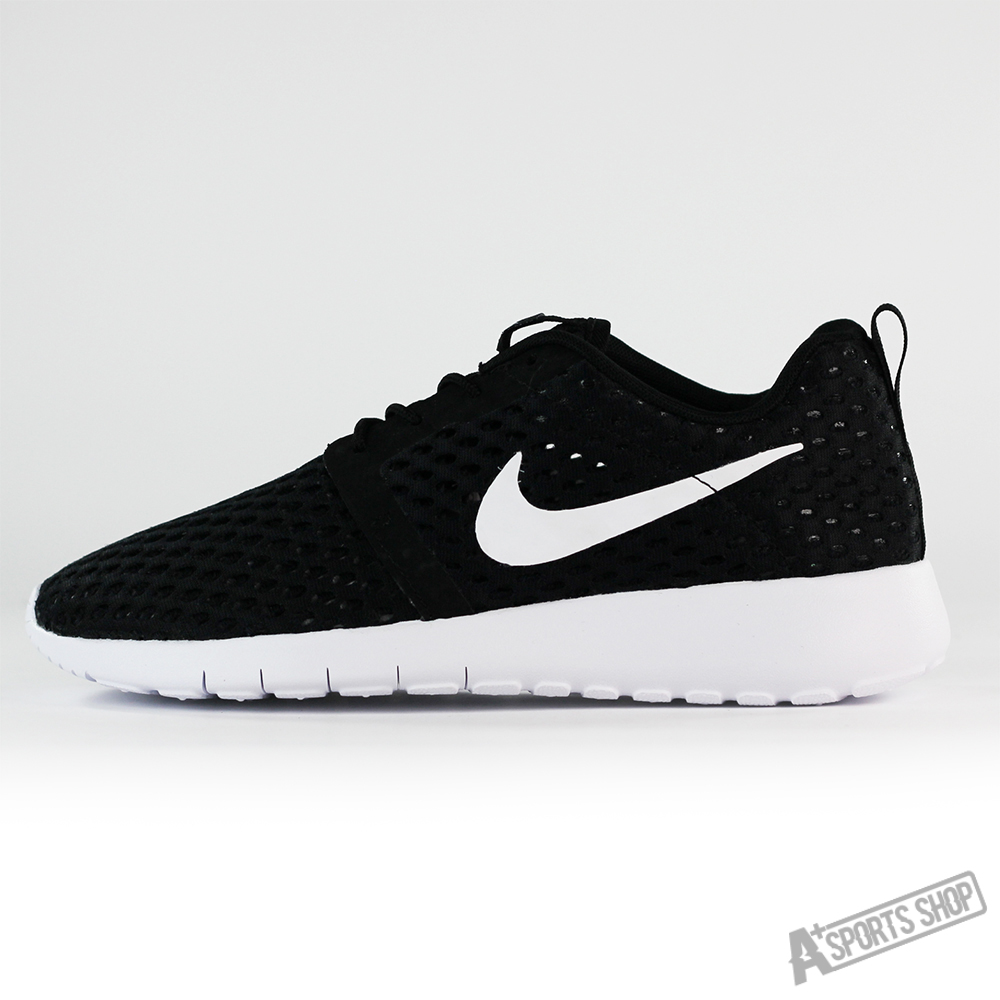 2c99e6c8174b Get Quotations · Nike roshe one flight weight br bg black and white casual  shoes women-705485008