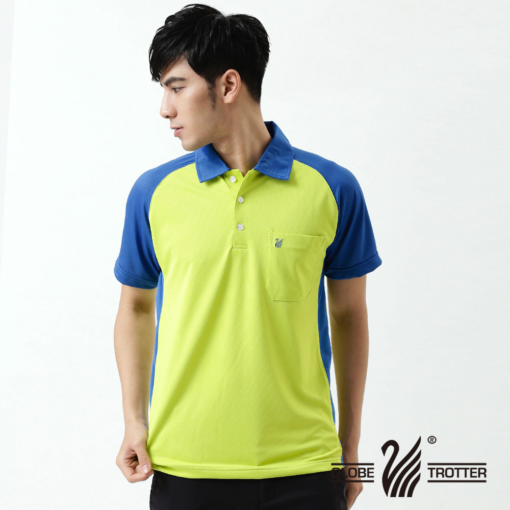 [Tour all over the world] mit s_1 polo shirts men's casual anti uv wicking function 22
