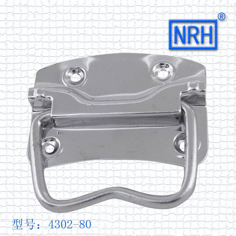 Nrh/carolina department of 4302-80 stainless steel handle iron handle luggage handle box ring handle